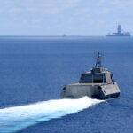 china us navy warship