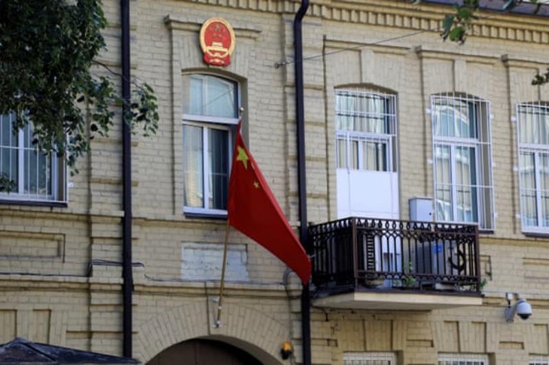 Diplomatic tensions between China and Lithuania, Beijing recalls the ambassador