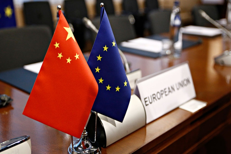 European Union works on an effective strategy to assess China ties: Report