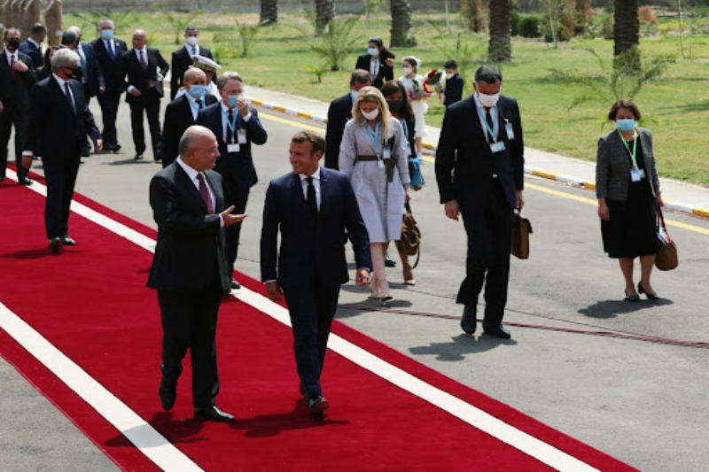 Iraq Makes Bold Move For Energy Self Sufficiency With French Help