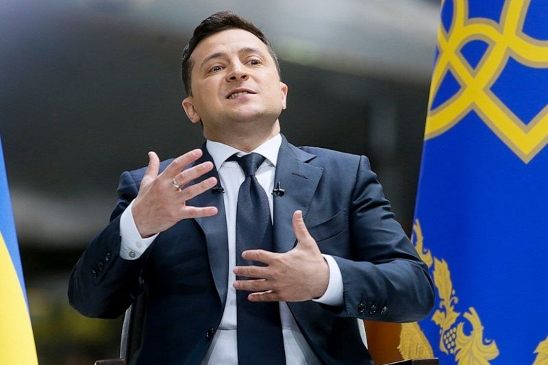 Ukraine Expresses Fear Over Russia-Germany EnergyAlliance