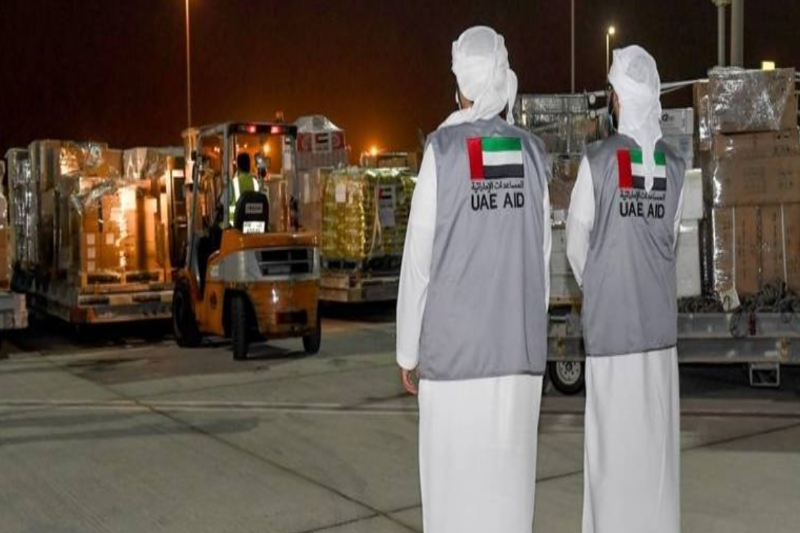 UAE Silently Contributes To Support Afghanistan