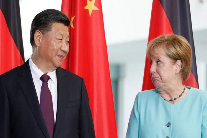 After Merkel, What Future for Relations Between Germany and China?