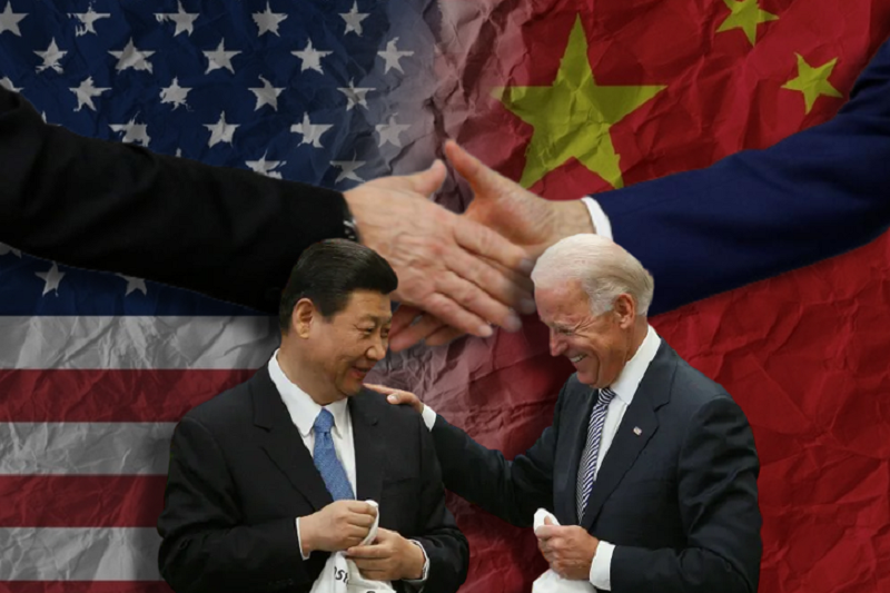 Biden and Xi Talk on phone to calm  Diplomatic Tension between the Two  Nations