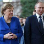 bringing balkan states is in eus best geo political interest angela merkel german chancellor
