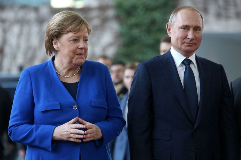 Bringing Balkan States Is In EU's Best Geo- Political Interest: Angela Merkel, German Chancellor