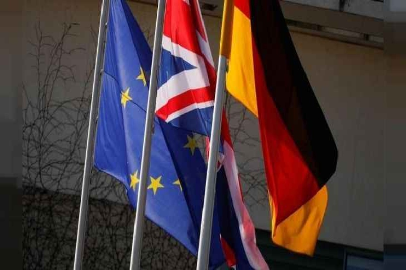 Britain Falls from Germany's Top 10 Trading Partners