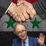 constitution talks soon to resume in syria envoy shows optimism for the process