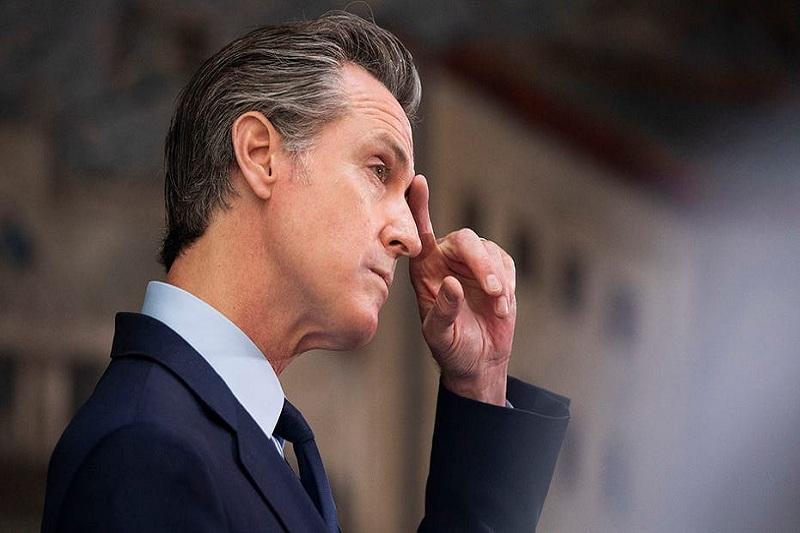 Gavin Newsom Confirmed Governor of  California