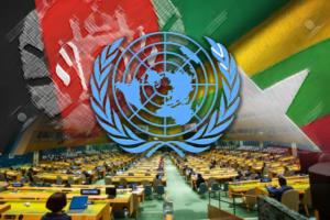 General Assembly will not be addressed by Afghanistan & Myanmar