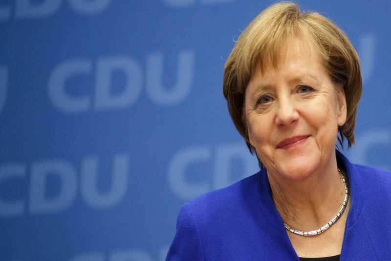 German Chancellor Angela Merkel to Say Goodbye to Politics
