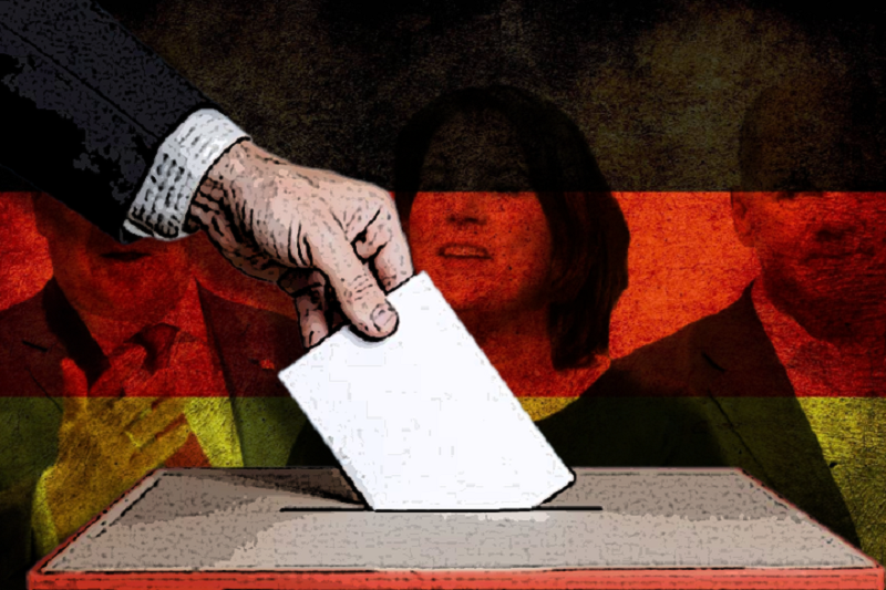 german election who will win and on what grounds