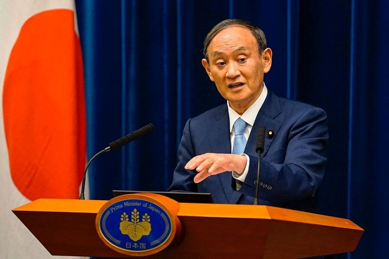 Japan's Vaccination Minister Favourite to Replace PM Suga