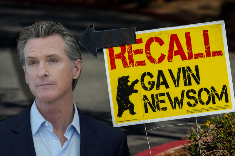 Newsom Might Steer Victory In California With Biden Administration Help