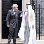 sheikh mohameds britain visit strengthen uae uk sovereign investment partnership