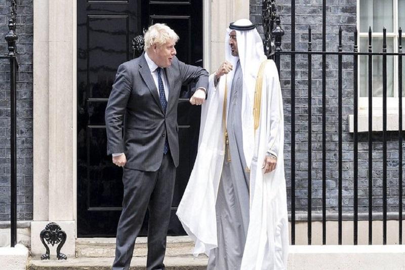 Sheikh Mohamed's Britain Visit Strengthen UAE-UK Sovereign Investment Partnership