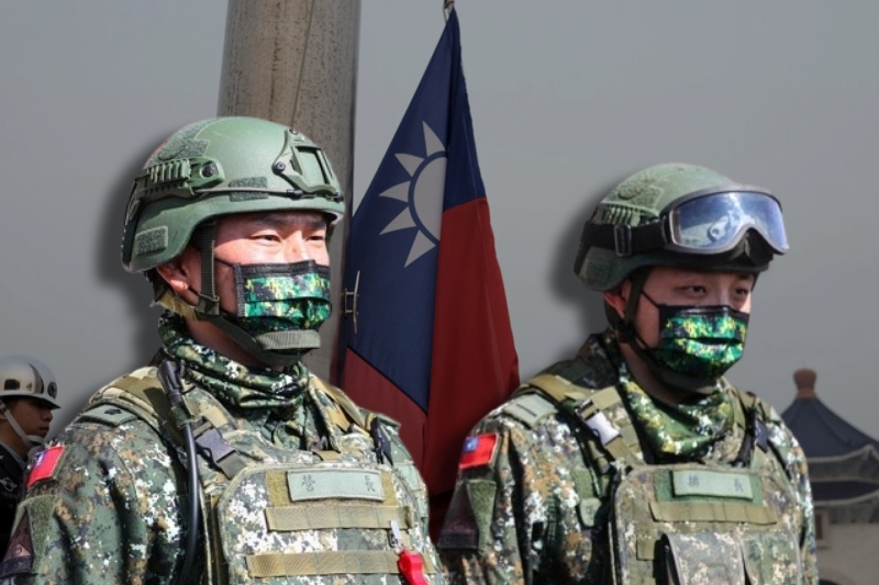 Taiwan warns China as Island's defense security concerns rise