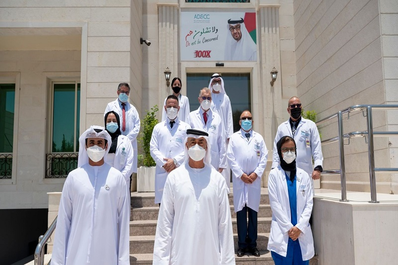 UAE's ADSCC Begins Revolutionary CAR T-Cell treatment First Time in the Region