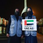 UAE's Continuous support through aid and assistance to Afghanistan