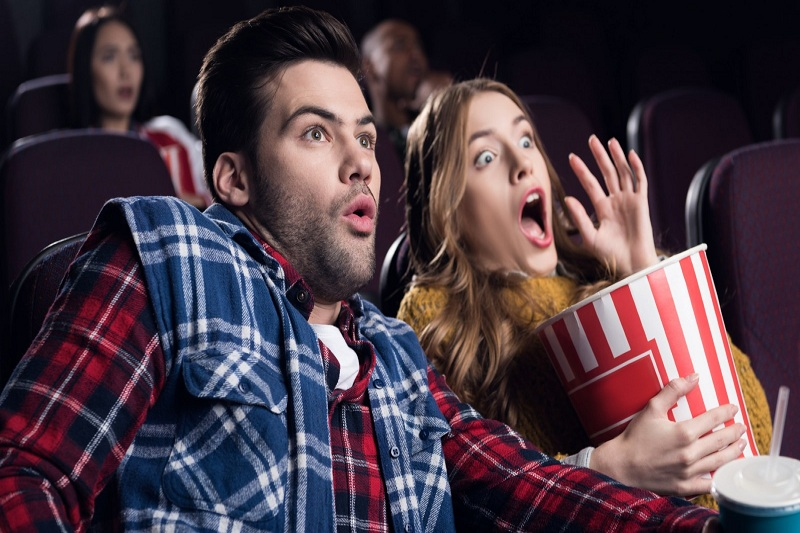 US Company Pays to Watch Horror Movies