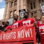 voting rights under attack in texas new voting law includes 7 sweeping changes