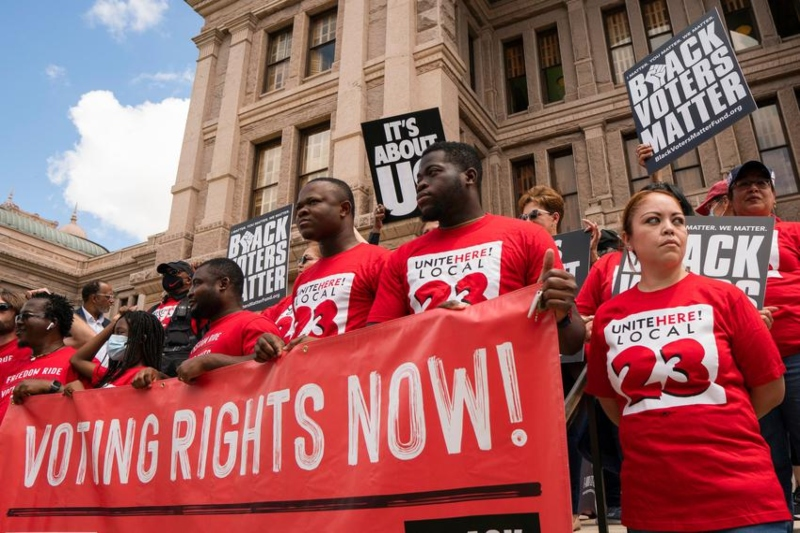 Voting Rights Under Attack in Texas: New Voting Law Includes 7 Sweeping Changes