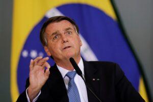 Bolsonaro accused of crimes against humanity