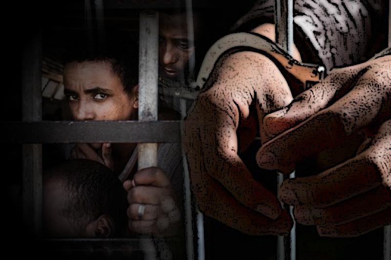 Catastrophe in Libya as 5000 migrants captured in a Single week kept under inhumane conditions