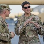 centcom commander general thanks uae for its efforts to evacuate afghan people