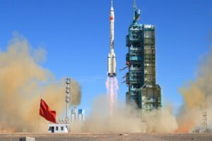 China challenges the US even in Space