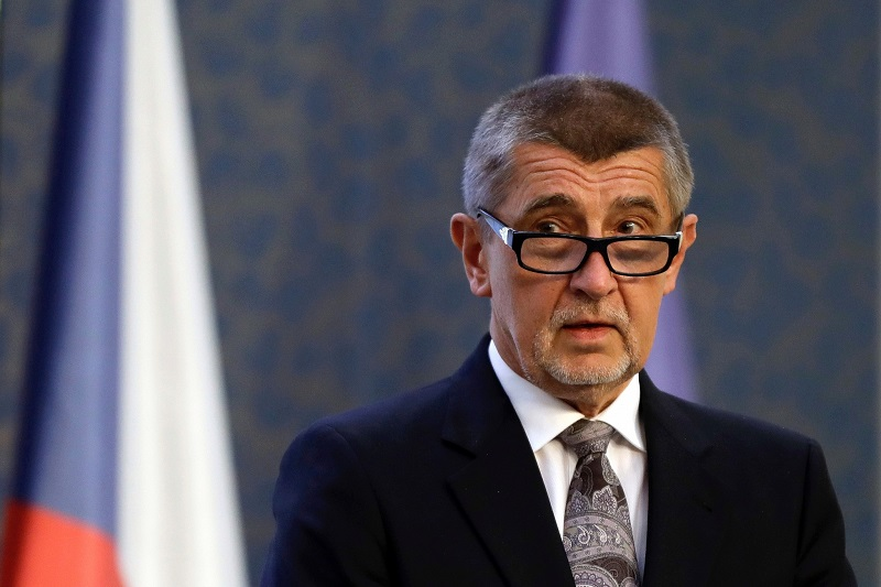 Czech PM Babis wants smooth power handover to Opposition