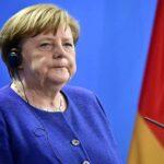 german chancellor angela merkel agencies