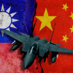taiwan sharply criticizes china for flying dozens of chinese fighters inside its defence zone