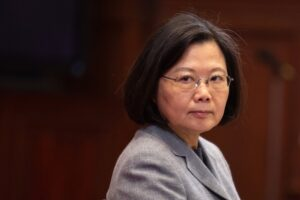 """Taiwan's Presidential Office Says """"We Will Defend Our Nation with Full Determination"""""""