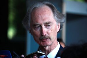 UN official disappointed with talks on Syrian constitution